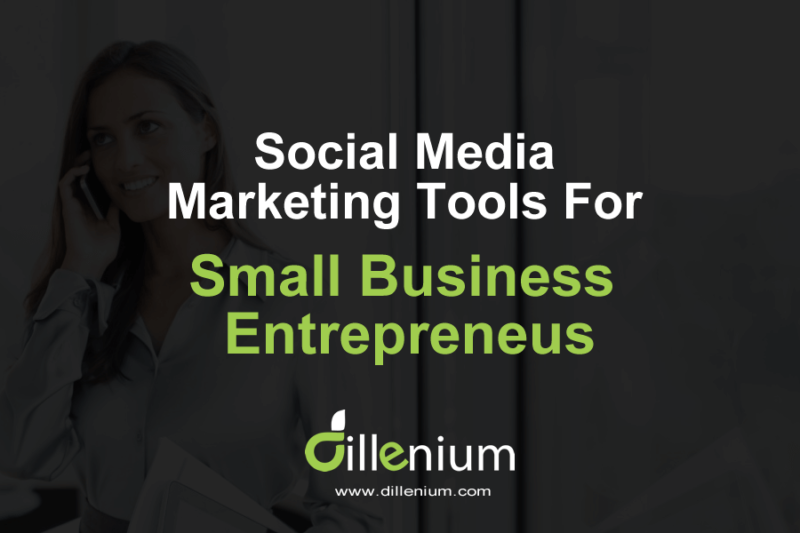 Social media marketing Small Business Entrepreneus