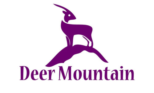Custom Logo design Deer Mountain