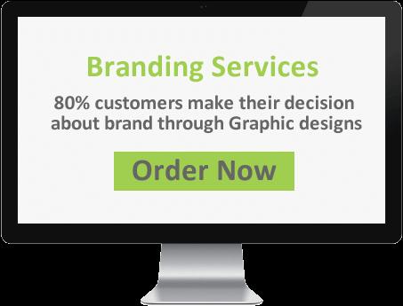 Branding services, logo design graphic design