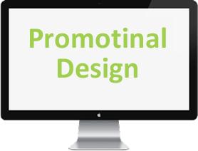 Custom promotional design