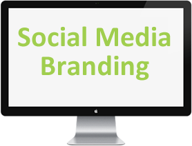Social media branding and design service
