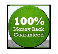 logo design money back guaranteed