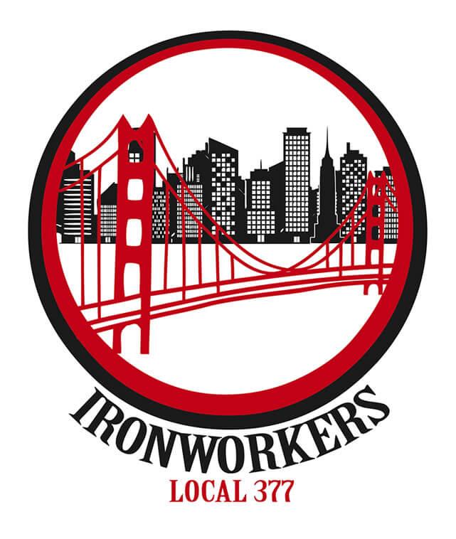 construction logo design bridge logo