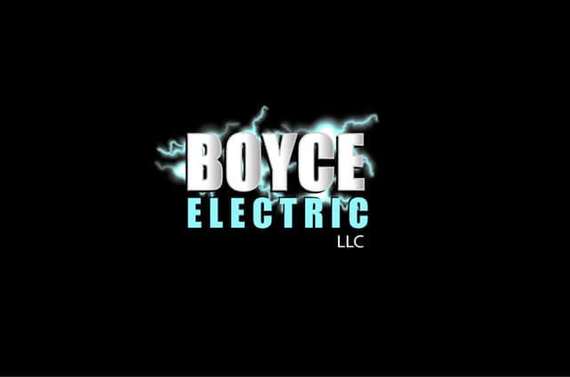 Electric light logo design modern