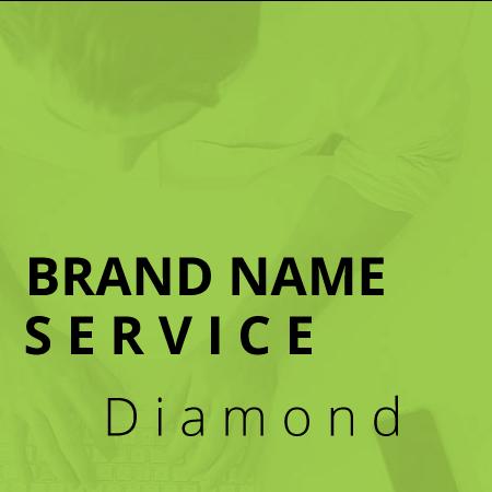 custom brand naming service diamond