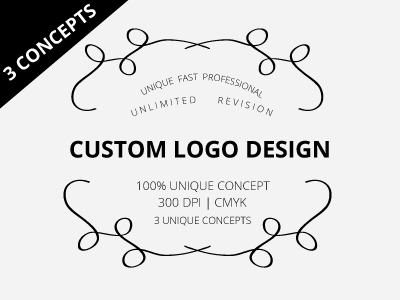 Design a logo create a logo design logo logo designer custom logo design