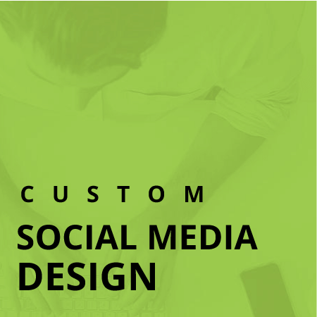 Custom social media graphics design