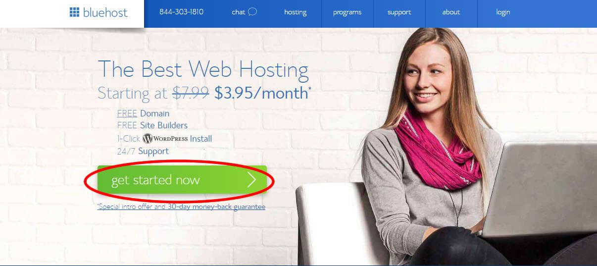 blog hosting service