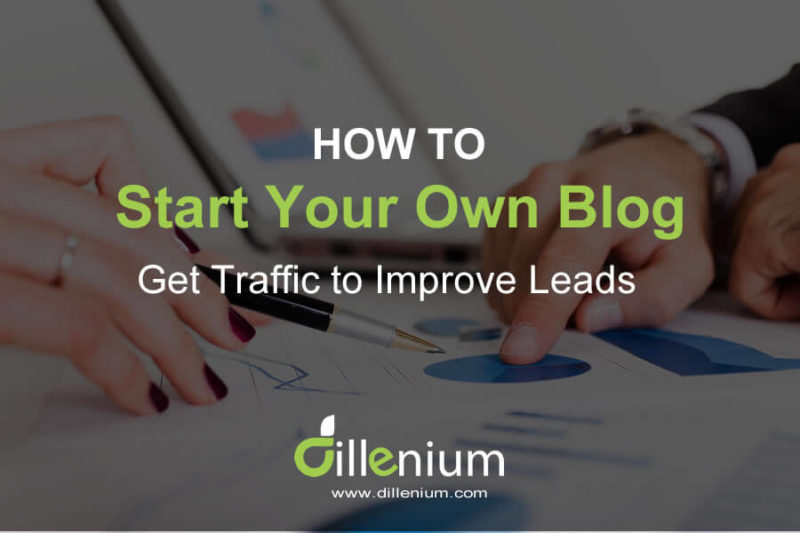 start your own blog in 2017