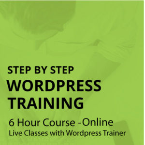 wordpress training wordpress course