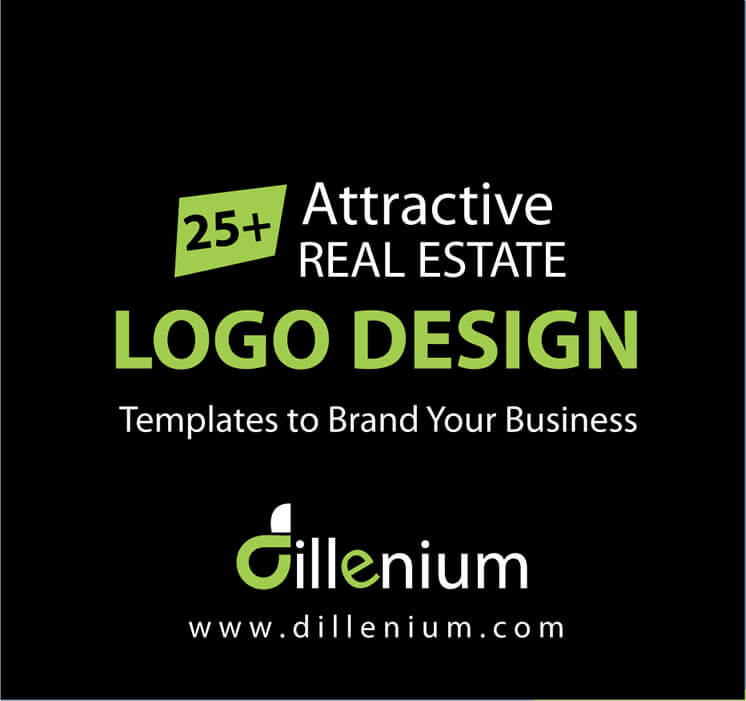20+ Attractive Real Estate Logo Design Templates to Brand Your Business