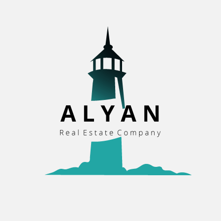 dubai real estate logo design-2