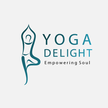professional yoga logo design template