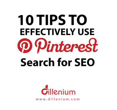 Use pinterest search for SEO