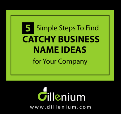 find catchy business name ideas for your company