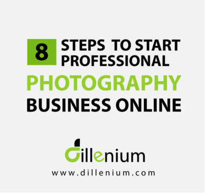 starting a photography business online