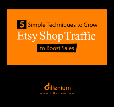 Increase etsy sales