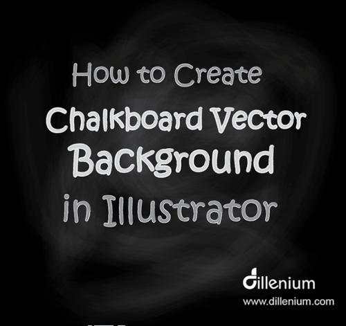 chalkboard vector background