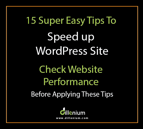 15 Easy Tips to Speed up WordPress Site - Check Website ...